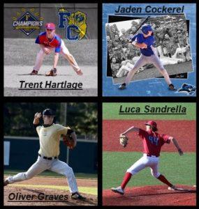 Congratulations CEC Cougar Baseball!