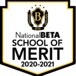 Congratulations CEC – National Beta School of Merit!!