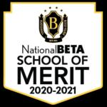 Congratulations CEC – National Beta School of Merit!!