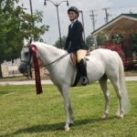 CEC celebrates Kayla Maddox – National Horse Championship
